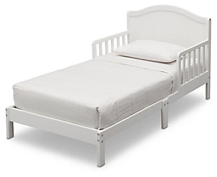Delta Children Baker Wood Toddler Bed, , large