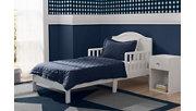 Delta Children Baker Wood Toddler Bed, , rollover