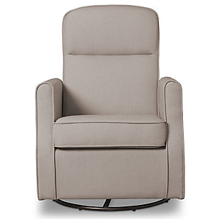 Delta Children Blair Slim Nursery Glider Swivel Rocker Chair, , large
