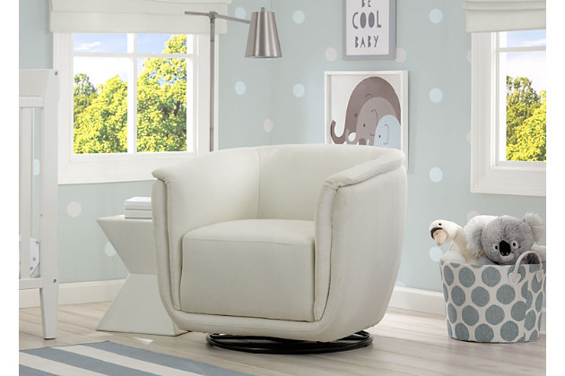 Stupendous Delta Children Skylar Nursery Glider Swivel Rocker Tub Chair Gmtry Best Dining Table And Chair Ideas Images Gmtryco