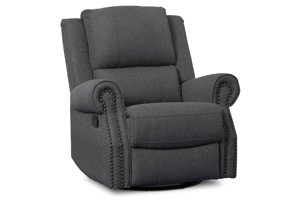 Delta Children Dexter Nursery Recliner Swivel Glider Chair