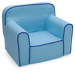 Delta Children Foam Snuggle Chair, , large