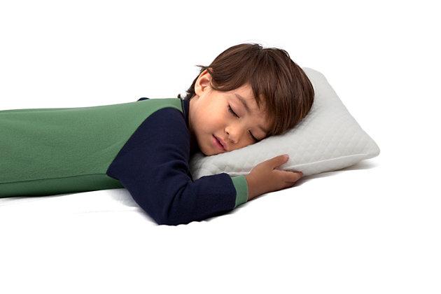 Delta Children Beautyrest KIDS Luxury Memory Foam Toddler Pillow, , large