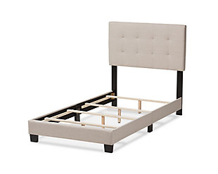 Brookfield Twin Upholstered Bed, , large