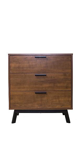 3 Drawer Dresser, , large