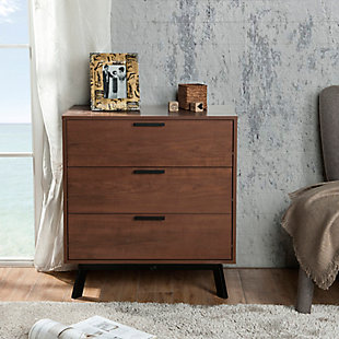 3 Drawer Dresser, , rollover