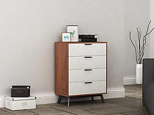 4 Drawer Dresser, , rollover