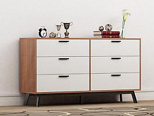 6 Drawer Dresser, , rollover