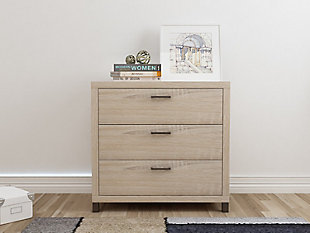 3 Drawer Chest, , rollover