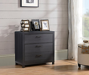 3 Drawer Chest, , large