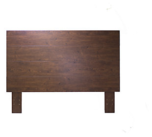 Reclaimed Finish Queen Headboard, Cherry, large