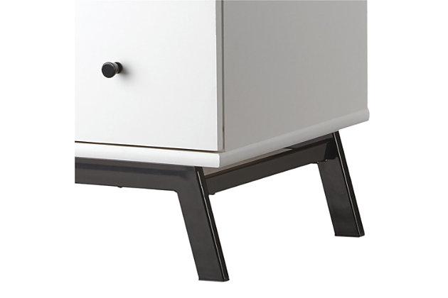 3 Drawer Rowan Valley Lark Urban Dresser, , large