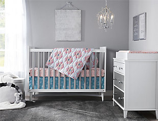 Little Seeds Monarch Hill Hadley Convertible Crib, , rollover