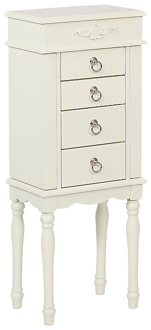 Kids Emmi Jewelry Armoire, , large