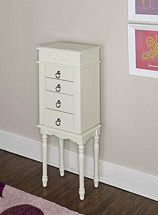 Kids Emmi Jewelry Armoire, , rollover