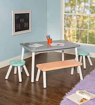 Kids Sunnie Table and Chair Bundle, , rollover