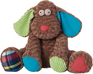 Kids Plush Puppy Dog Animal Pillow, , rollover