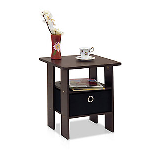 Single Drawer Nightstand, , rollover