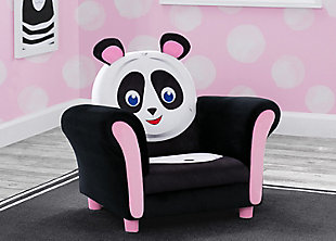 Delta Children Cozy Panda Chair, , rollover