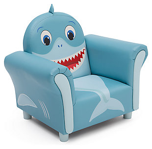 Delta Children Cozy Shark Chair, , large