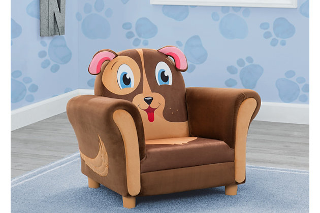 Delta Children Cozy Puppy Chair, , large