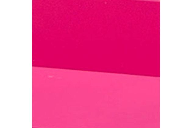 Delta Children Kids 12 Bin Toy Storage Organizer, Pink/White, large