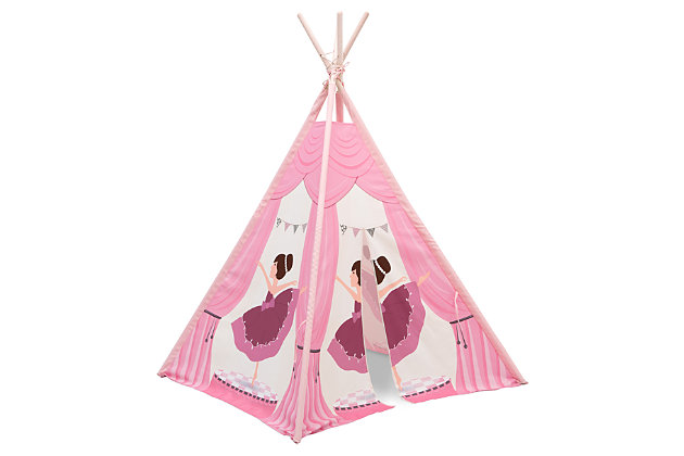 Delta Children Kids Teepee Play Tent, , large