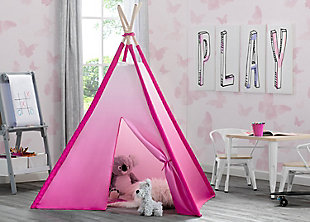 Delta Children Kids Teepee Play Tent, , rollover