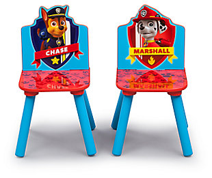 Delta Children Nick Jr. PAW Patrol Table and Chair Set with Storage, , large