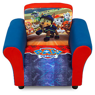 Delta Children Nick Jr. PAW Patrol Upholstered Chair, , rollover