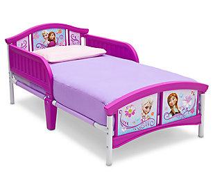 Delta Children Disney Frozen Plastic Toddler Bed, , large
