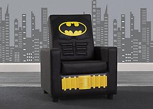 Delta Children Dc Comics Batman High Back Upholstered Chair, , rollover