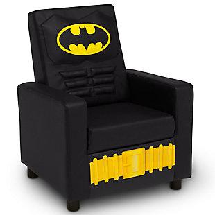 Delta Children Dc Comics Batman High Back Upholstered Chair, , large