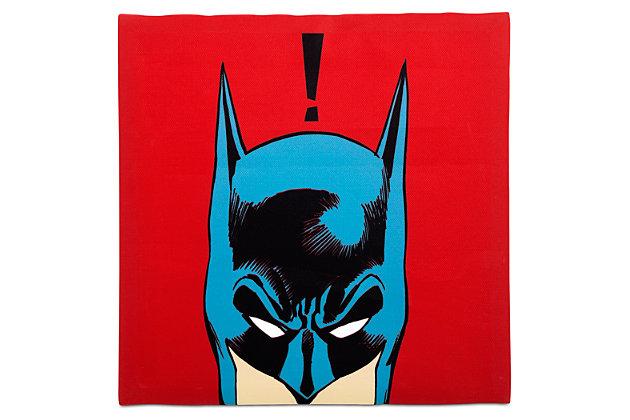 Delta Children DC Comics Batman 3-Piece Canvas Wall Art Set, , large