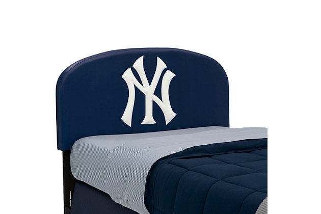 Delta Children MLB New York Yankees Kids Twin Headboard, , large
