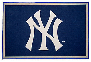 Delta Children MLB New York Yankees Soft Area Rug, , large