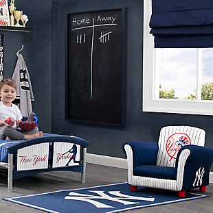 Delta Children MLB New York Yankees Soft Area Rug, , rollover