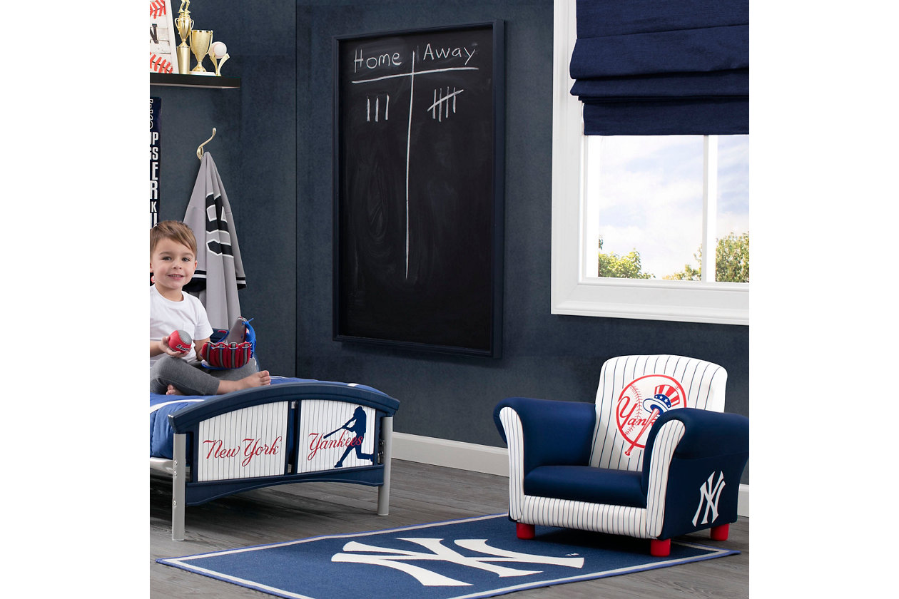 Mlb New York Yankees Soft Area Rug