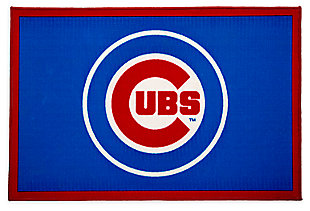 Delta Children MLB Chicago Cubs Soft Area Rug, , large
