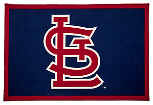 Delta Children MLB St. Louis Cardinals Soft Area Rug, , large