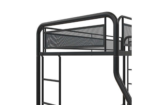 Kids Twin over Full Bunk Bed, , large