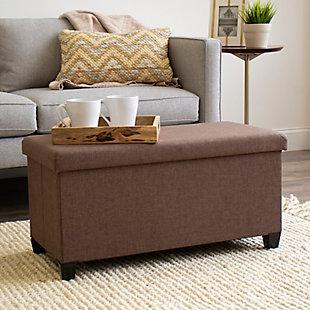Kids Rectangular Storage Upholstered Bench, , rollover