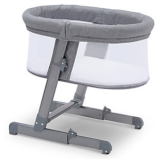 Simmons Kids Oval City Sleeper Bassinet, , large