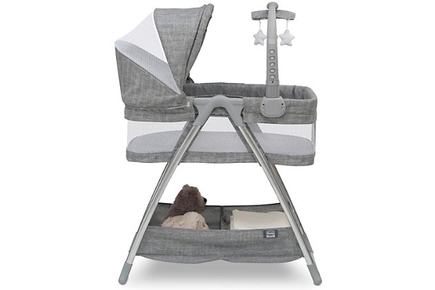 Simmons Kids City Sleeper Bassinet, , large