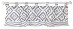 My Baby Sam Imagine Curtain Valance, , rollover