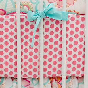 My Baby Sam Gypsy Baby Crib Sheet, , large