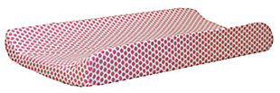 My Baby Sam Gypsy Baby Changing Pad Cover, , large