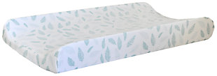 My Baby Sam Forest Friends Changing Pad Cover, , large