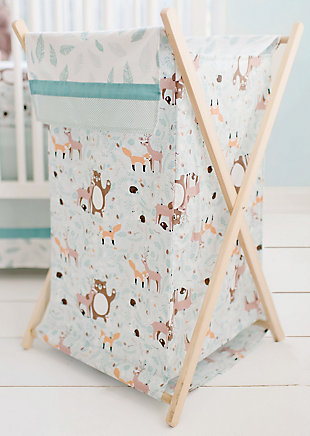 My Baby Sam Forest Friends Hamper, , large