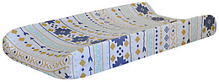 My Baby Sam Desert Sky Changing Pad Cover, , large